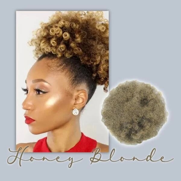 High Puff Ponytail - Buy Online 75% Off - Wizzgoo Store